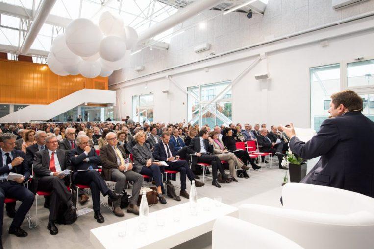 Foto Massimo Paolone/Camera7 Bologna, 05/11/2016 Opificio Golinelli - Convegno Federfarma Emilia Romagna - Quale ruolo per la farmacia nel servizio sanitario pubblico?